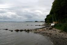 Angelplatz Sondrup Strand am Horsens Fjord