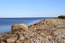 Angelplatz Urehoved auf Ærø