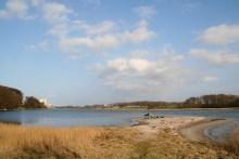 Angelplatz Augustenborg Skov auf der Insel Als