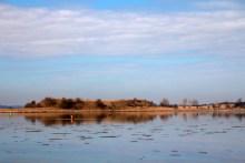 Angelplatz Dyvig auf der Insel Als