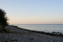 Angelplatz Ertebjerg auf der Insel Als