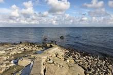 Angelplatz Gammel Pøl auf der Insel Als