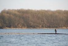 Meerforellenangeln bei Katholm auf der Insel Als