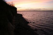 Angelplatz Lyngen auf der Insel Als