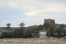 Schlossruine von Kalø