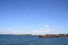 Angelplatz Bagenkop Hafen auf Langeland