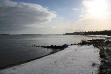 Angelplatz Humlum Feriekolonien am Limfjord