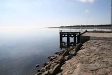 Angelplatz Als Odde im Mariager Fjord