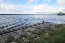 Angelplatz Dania im Mariager Fjord