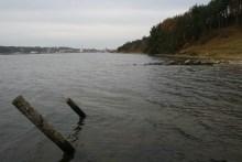 Angelplatz Sandskredet im Mariager Fjord