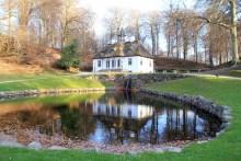 Liselund Slot auf Møn