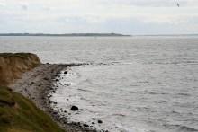 Angelplatz Ordrup Næs auf Seeland