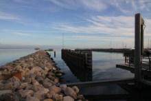 Angelplatz Rørvig Havn am Isefjord in Nordseeland