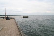 Rørvig Havn am Isefjord in Nordseeland