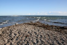 Angelplatz Besser Rev auf Samsø