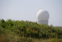 Radarturm bei Skagen