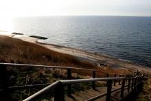 Angelplatz Vejby Strand auf Seeland