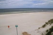 Angeln an der Nordsee in Dänemark bei Årgab