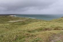 Angeln an der Nordsee am Bulbjerg