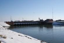 Angelplatz Thorsminde Hafen
