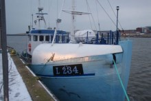 Kutterangeln in der Nordsee