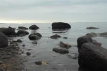 Küste bei Knudshoved Odde