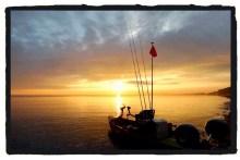 kayak angeln am kleinen belt
