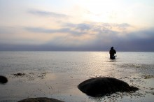 Angelplatz Gniben auf Sjællands Odde